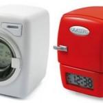 Home appliance alarm clocks