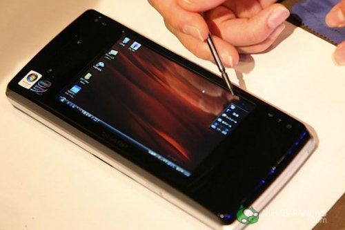 The Willcom D4 UMPC: Small but powerful