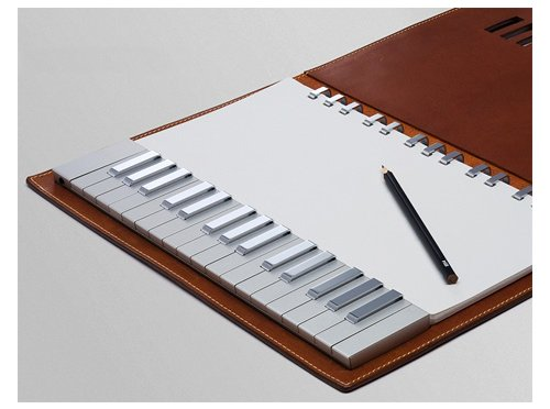 Yamaha's Keyboard Notepad is a must for musicians