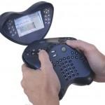 AlphaGrip handheld computer concept