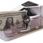 AccuCounter V30 portable cash counter