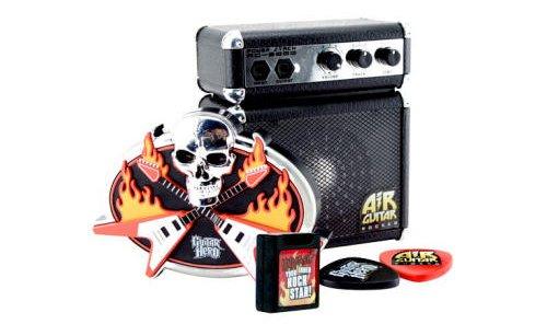 Guitar Hero Air Guitar Rocker now available
