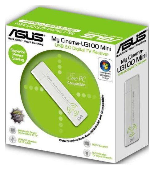 Asus My Cinema U3100 Mini