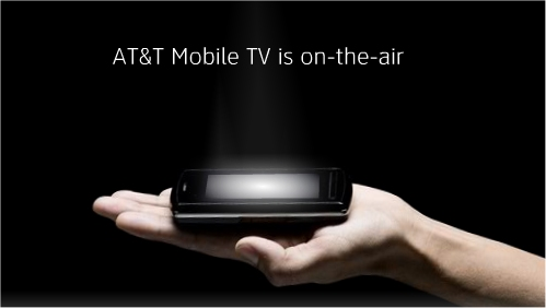 AT&T Mobile TV now available