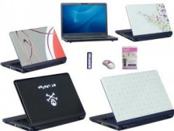 Advent K200 Laptop with changeable covers