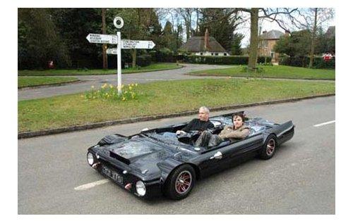 Flatmobile: Gotham's lowrider