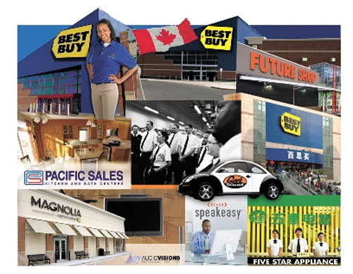 Best Buy and Related Brands