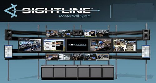 Sightline Monitor wall system