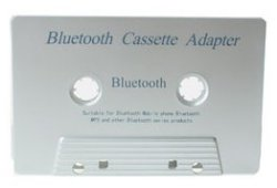 Flexxi Bluetooth cassette adapter