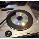 CDs take a step backwards as 45RPM records