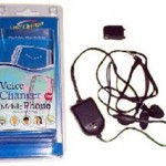 Cellphone Voice Changer for prank calls