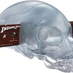 Indiana Jones crystal skull projector