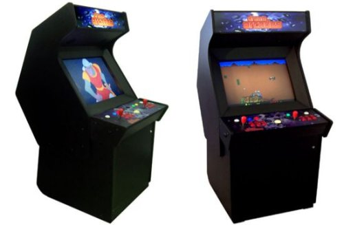 Dreamcade Vision 29 arcade machine with 200 games