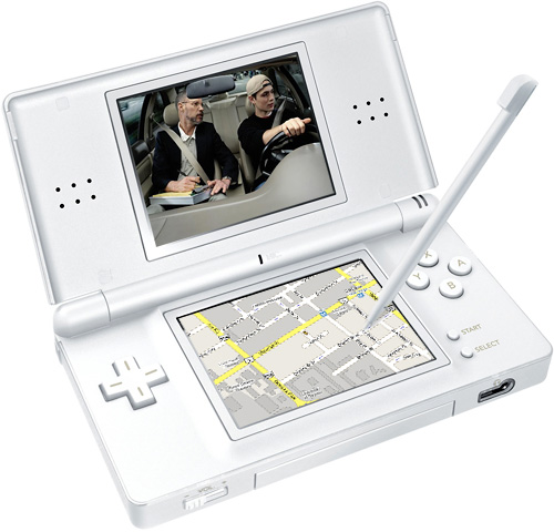 Drivers Ed Portable coming to the Nintendo DS