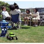 'Dynamizer' does the yard work