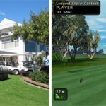 Inflatable Golf Simulator for your yard