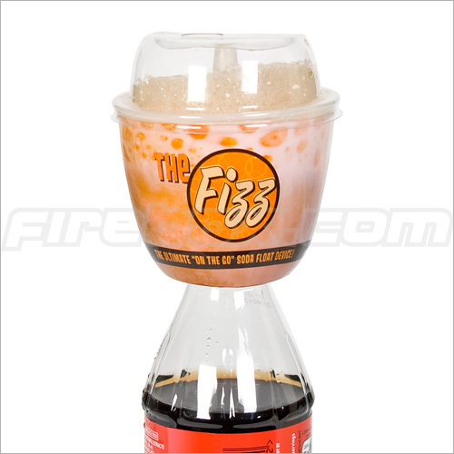 Fizz Cup: ice cream floats on the go