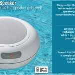 Wireless Floating Speaker for your iPod