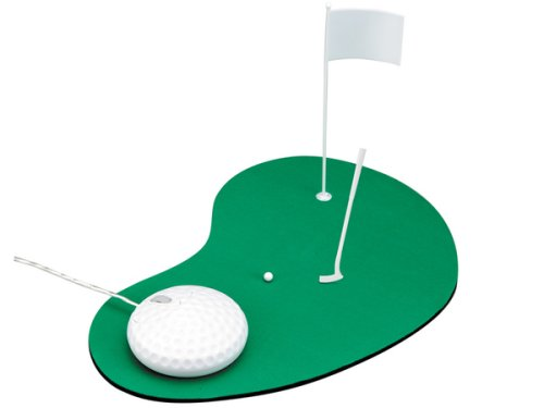 Tee off with the Golf Ball Mouse