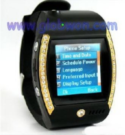 Globwon ZTC-F1 watch phone