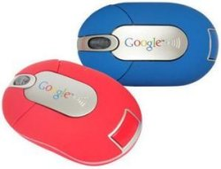Google's recycled wireless computer mice