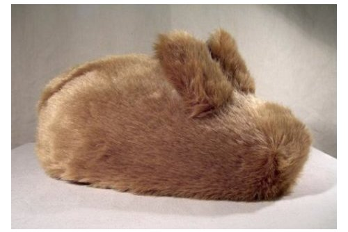 Haptic mutant Tribble/Bunny creature