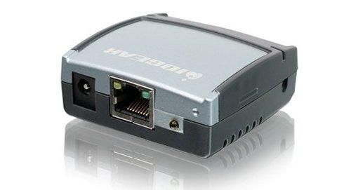 IOGEAR's USB-sharing Net ShareStation