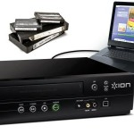 Ion VCR2PC VHS to digital video converter