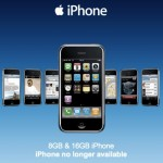 iPhone inventory runs out in UK, until 3G