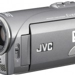 New JVC Everio camcorder aimed at YouTube crowd