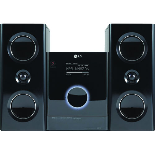 LG Tabletop Audio System (LFD850)