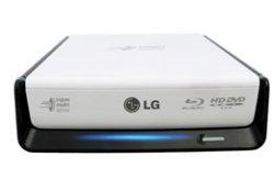 LG drops world's fastest Blu-ray rewriter