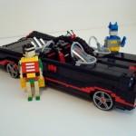 Awesome '66 Barris Lego Batmobile