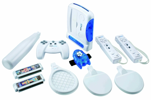 Latest Wii knockoff sports 16-bit graphics