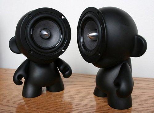 Cute Munny speaker dolls