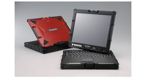 NEC ShieldPRO rugged tablet