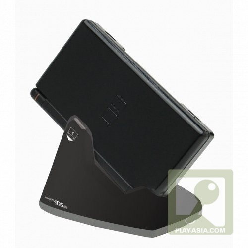 Charging dock for the Nintendo DS Lite