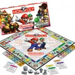 Collectors Edition Nintendo Monopoly