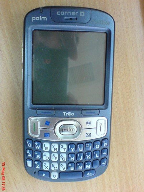 Palm Treo 800w CDMA live pic