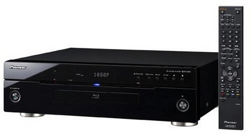 Pioneer BDP-05FD & 51FD Blu-ray players announced