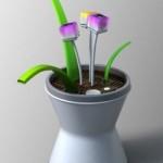 Artificial plant concept lets you practice