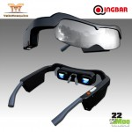 YelloMosquito Qingbar GP300 wireless video glasses get cheaper