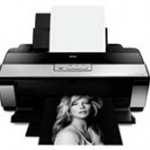 Epson debuts upper end photo printer