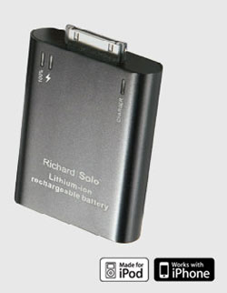 Richard Solo Battery Backup for iPhone