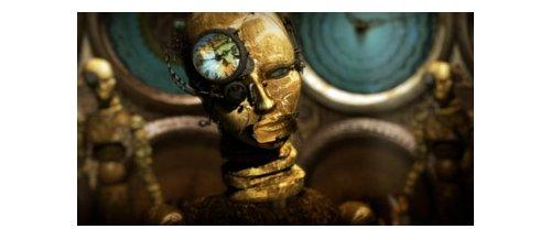 Mirrormask robots