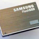 Samsung announces 256GB SSD