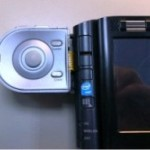 DIY gamepad attachment for Sony UX UMPC
