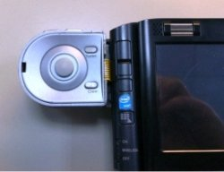 DIY Gamepad attachment for Sony UX UMPC