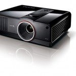 BenQ debuts dual lamp projector