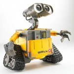 Wall-E MP3 player from Sharper Image